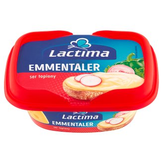 Lactima Emmentaler Processed Cheese 130 g
