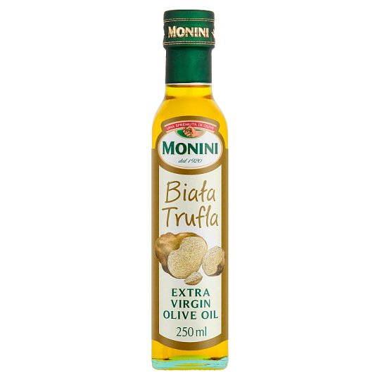 Monini White Truffle Flavoured Extra Virgin Olive Oil 250 ml