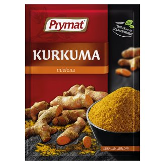 Prymat Ground Curcuma 20 g