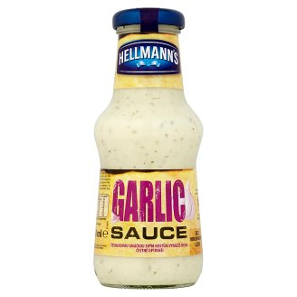 Hellmann's Garlic Sauce 250 ml