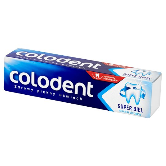 Colodent Super White Toothpaste 100 ml
