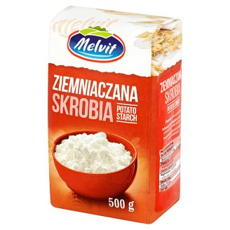 Melvit Potato Starch 500 g