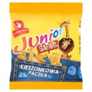 Lajkonik Junior Safari Vanilla Flavoured Baked Snack 25 g