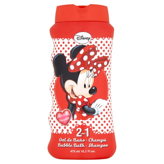 Disney Miki Mouse 2 in 1 Shampoo Shower and Bath Gel 475 ml
