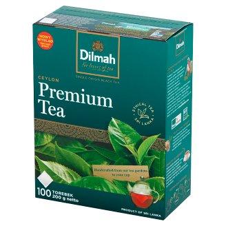 Dilmah Premium Tea Klasyczna czarna herbata 200 g (100 x 2 g)