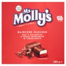 Ms Molly's Fabulous Cherry Flavoured Duo with Jelly Marshmallow in Chocolate 380 g