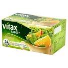 Vitax Family Herbata zielona z pomarańczą 36 g (24 torebki)