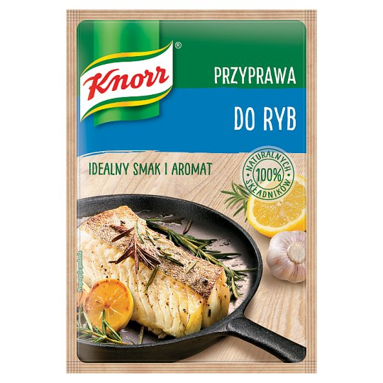 Knorr Przyprawa do ryb 23 g