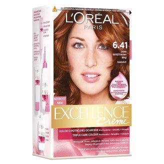 L'Oréal Paris Excellence Crème 6.41 Hazelnut Colouring Cream