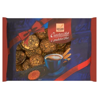 Oatland Biscuit Co. Cookies with Apple-Cherry Filling and Poppy Seed 600 g