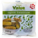 Tesco Value Cucumbers in Brine 700 g