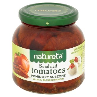 Natureta Sundried Tomatoes 270 g