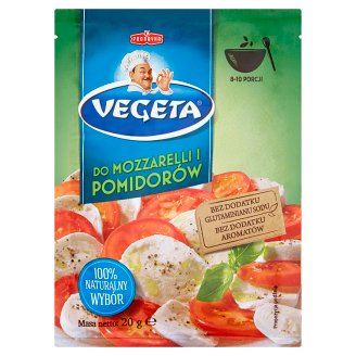 Vegeta Mozzarella & Tomatoes Seasoning 20 g