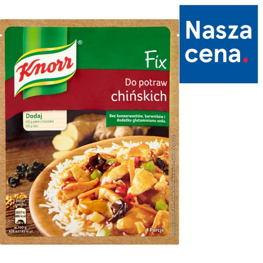 Knorr Fix for Chinese Dishes 39 g