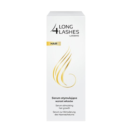 Long4Lashes hair growth stimulating serum 150 ml