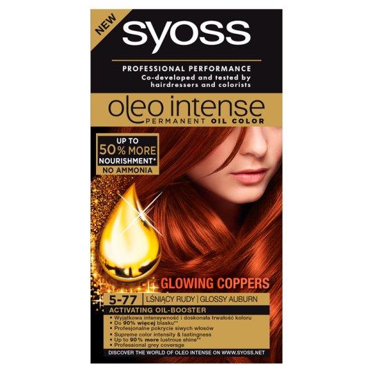 Syoss Oleo Intense Hair Colorant Glossy Auburn 5-77