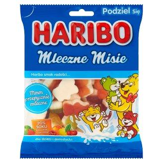 Haribo Milk Teddy Bears Fruit Jellies 175 g