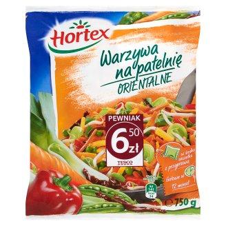 Hortex Warzywa na patelnię orientalne 750 g