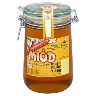 Apis Miód nektarowy wielokwiatowy 1,4 kg