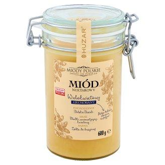 Huzar Miody polskie Multiflower Creamy Nectar Honey 600 g