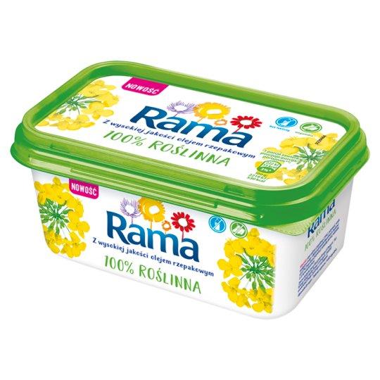 Rama 100% Vegetable Margarine 450 g