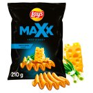 Lay's Maxx Cheese and Onion Flavoured Potato Crisps 210 g