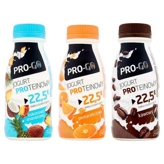 Jagr Pro-Go Jogurt proteinowy różne smaki 250 g