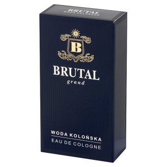 Brutal Grand Eau de Cologne 100 ml