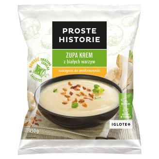 Proste Historie Zupa krem z białych warzyw 450 g