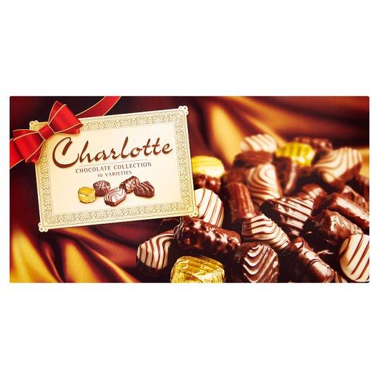 Charlotte Mieszanka nadziewanych czekoladek 400 g