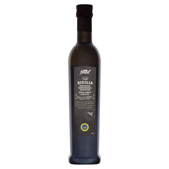 Tesco Finest Sicilia Extra Virgin Olive Oil 500 ml