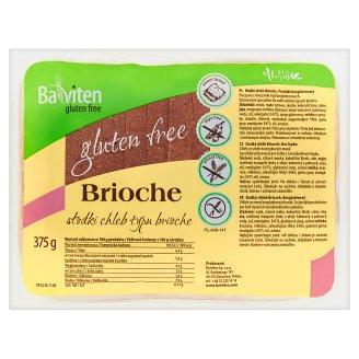 Balviten Słodki chleb typu brioche 375 g