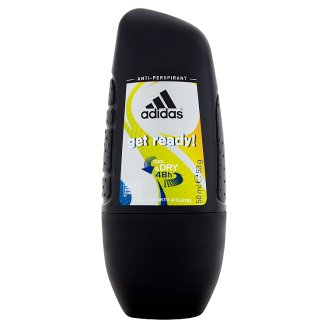 Adidas Get Ready! Anti-Perspirant Roll-On for Men 50 ml
