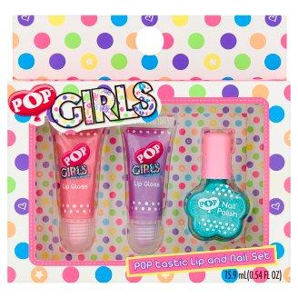Pop Lip and Nail Set