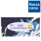 Tesco Facial Tissues 3 Ply 90 Pieces