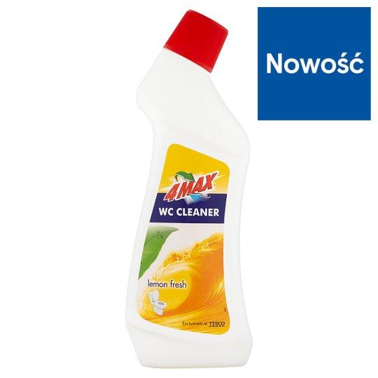 4MAX Lemon Fresh WC Cleaner 750 ml