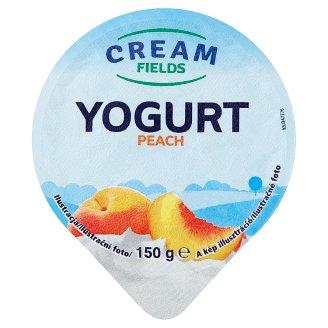 Cream Fields Peach Yoghurt 150 g