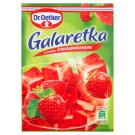 Dr. Oetker Strawberry Flavoured Jelly 77 g