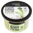Organic Shop Pasta do ciała tropikalny bambus 250 ml