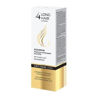 Long 4 Lashes Szampon wzmacniający przeciw wypadaniu włosów 200 ml