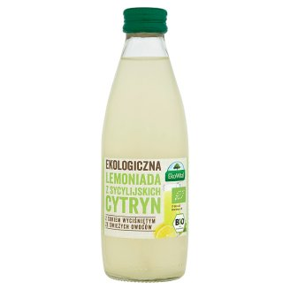 EkoWital Sicilian Lemon Organic Lemonade 250 ml