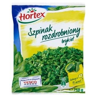 Hortex Szpinak rozdrobniony brykiet 750 g