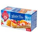 Teekanne World of Fruits Winter Time Aromatyzowana mieszanka herbatek owocowych 50 g (20 x 2,5 g)