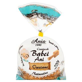 Ania Natural Oatmeal Babcia Ania Cookies 100 g