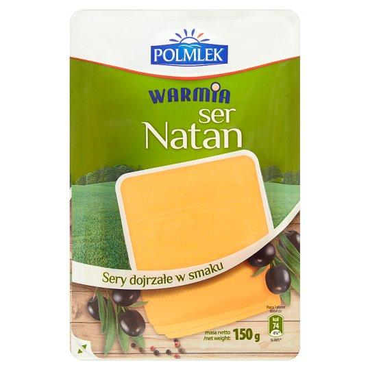 Warmia Natan Cheese Slices 150 g
