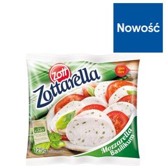 Zott Zottarella Basilikum Ser mozzarella 125 g