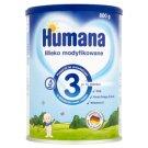 Humana 3 Mleko modyfikowane po 12. miesiącu 800 g
