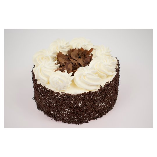 Tort czarny las 500 g