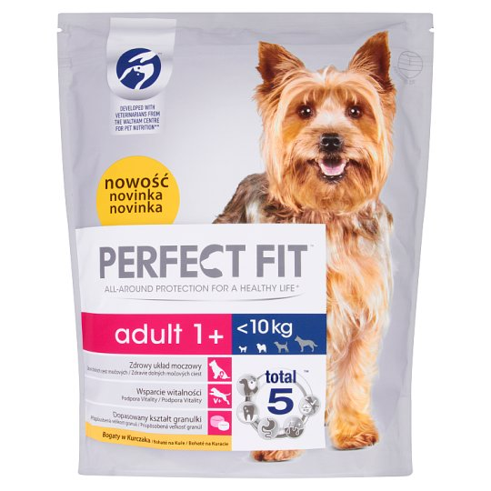 Perfect Fit Adult 1+ <10 kg Complete Food for Adult Dogs 1.4 kg