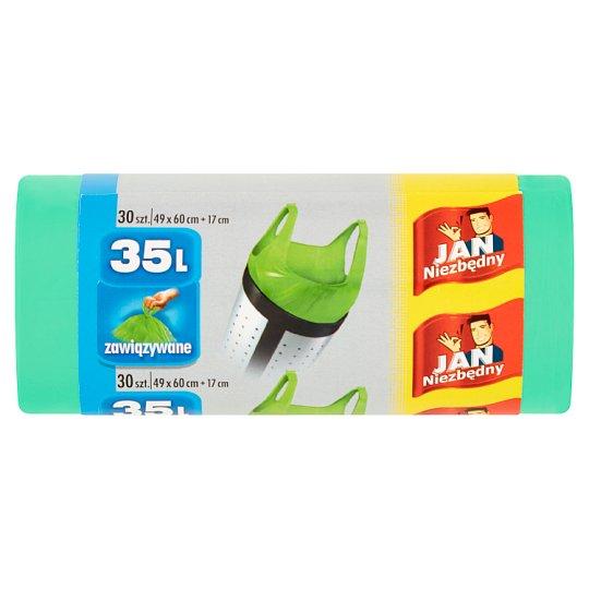 Jan Niezbędny Garbage Bags 35 L 30 Pieces